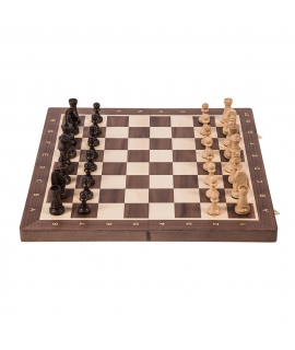 Szachy Turniejowe Nr 6 - Orzech