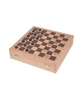 Gra TIGER - Szachy + Warcaby + Backgammon