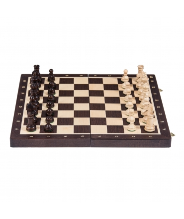 Szachy Turniejowe Nr 4 - Wenge