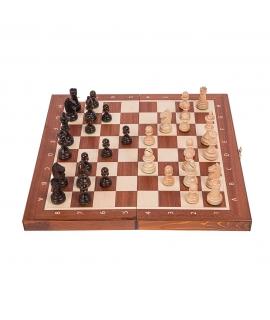 Szachy Turniejowe Nr 3 - Mahoń