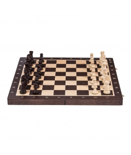 Chess Tournament No 6 - Wenge