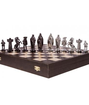 Figury Średniowieczne - Silver Edition