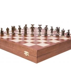 Schachfiguren Schweiz - Metal Lux