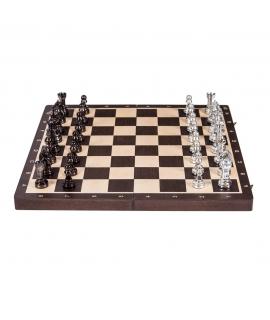 Szachy Turniejowe Nr 6 - Silver Edition
