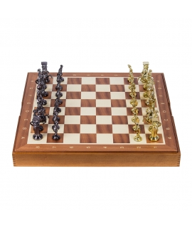 Schach Rom - Gold Edition SQ