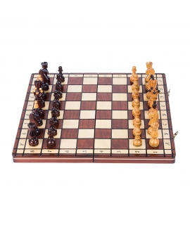 Schach Präsident