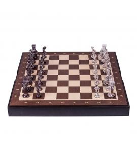 Schach Rom - Silver Edition SQ