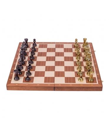 Szachy Turniejowe Nr 6 - Gold Edition