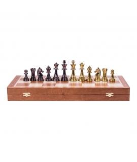 Schachfiguren - Staunton 6