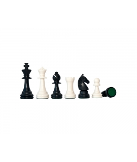 Chess Pieces - Staunton 6 - Plastic