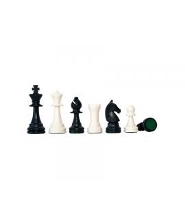 Schachfiguren - Staunton 6 - Plastik