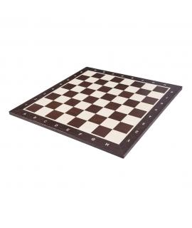 Chessboard No. 6 - Mahagony
