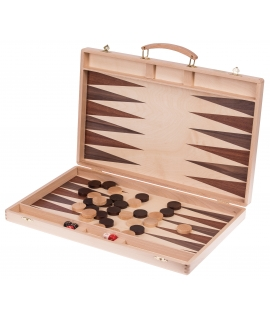 Backgammon 45 - Buk