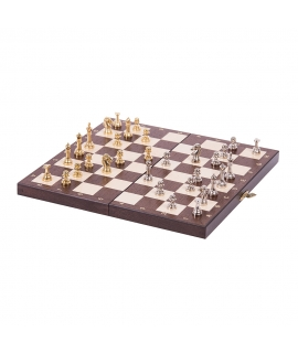 Schach Staunton - Mini - Metal