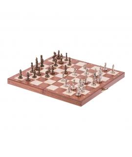 Schach Griechenland - Mini - Metal