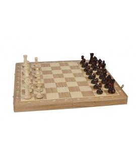 Schach Turnier Nr. 3 - Eiche