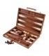 Backgammon 38 Exclusive - Mahoń
