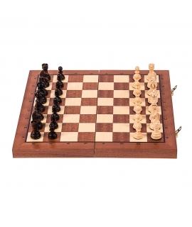 Schach Olympia - Intarsie