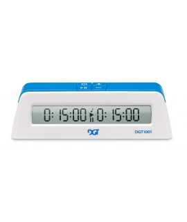 Zegar DGT 1001 - Biały