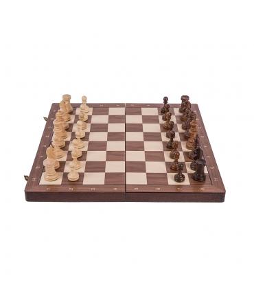 Szachy Turniejowe Nr 4 - Orzech Classic