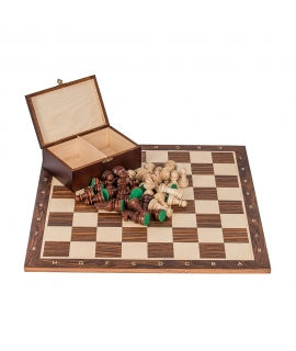Profi Schach Set Nr 6 - Dänemark