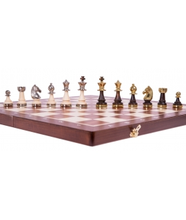 Schachfiguren - Champion 76