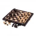 Damespiel + Schach