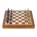 Schach - Figuren aus Kunststoff